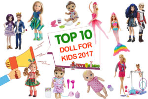 Best Dolls for Kids 2017