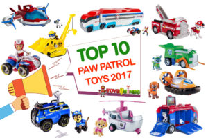 Best PAW Patrol Toys 2017