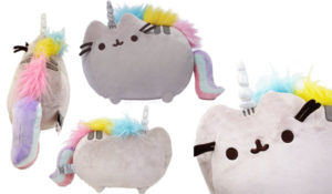 GUND Pusheenicorn Stuffed Pusheen Plush Unicorn, 13""