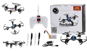 Holy Stone HS170 Predator Mini RC Quadcopter Drone
