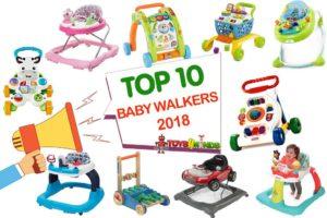 Best Baby Walkers 2018