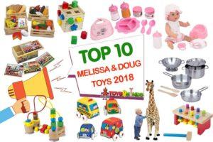 Best Melissa and Doug Toy 2018