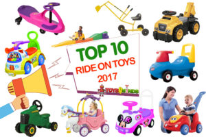 Best Ride On Toys 2017