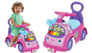 Fisher-Price Little People Music Parade Ride-On