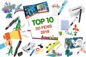 Best 3D Pens 2018