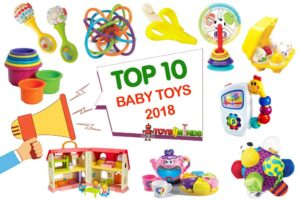 Best Baby Toys 2018