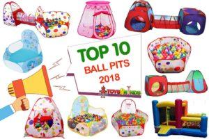 Best Ball Pit 2018