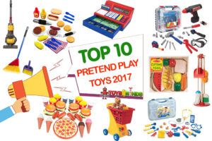 Best Pretend Play Toys 2017