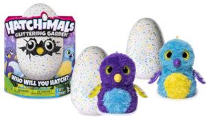 Hatchimals Glittering Garden - Hatching Egg