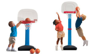 Little Tikes Easy Score Basketball Set - 3 Ball
