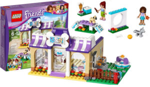 LEGO Friends Heartlake Puppy Daycare 41124 Popular Children's Toy