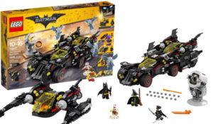 LEGO Batman Movie Ultimate Batmobile Review