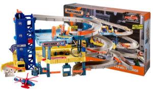 Matchbox 4-Level Garage Play Set Review