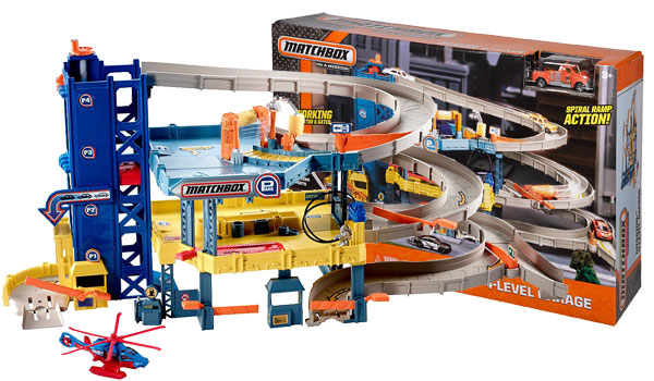 matchbox-4-level-garage-play-set-review