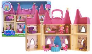 Peppa's castle