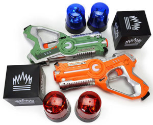 Dynasty Toys Capture The Flag Laser Tag Set
