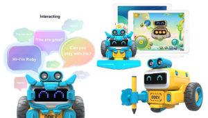 Roby ODEV STEM Smart Robot