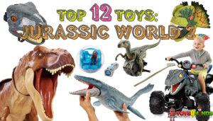 Best Jurassic World 2 Fallen Kingdom Toys 2018