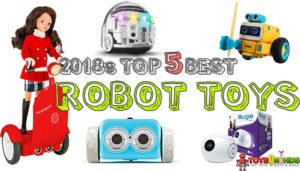 Best Robot Toys 2019