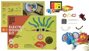 Tech Will Save Us, Electro Dough Kit