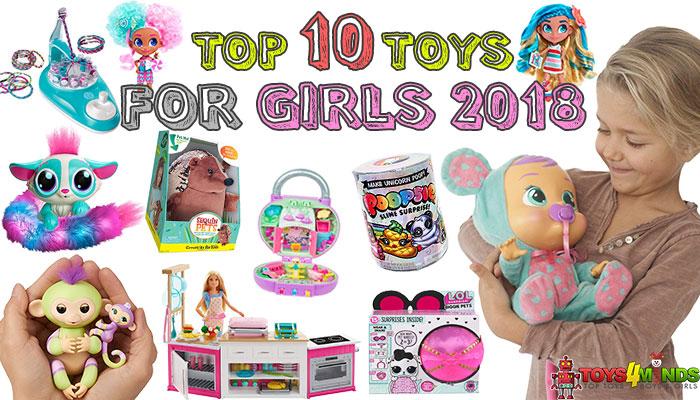 best-toys-for-girls-2018-2019