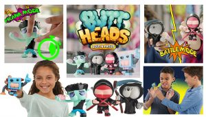 Buttheads toys