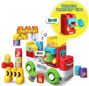 LeapFrog LeapBuilders 123 Fix-It Truck