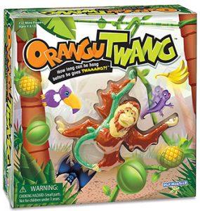 Orangutwang Kids Game