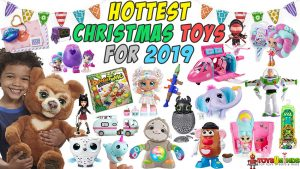 Top Toys for Christmas 2019
