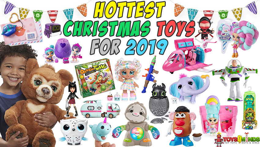 Best Toys For Christmas 2019.Hottest Toys For Christmas 2019 Top Christmas Toys 2019 2020